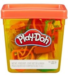 Игровой набор пластилина Hasbro Play Doh Контейнер с инструментами B1157...