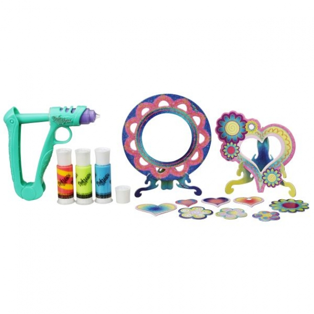 Игровой набор пластилина Hasbro Play Doh Дизайнерское Зеркало B1717