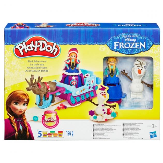 Игровой набор пластилина Hasbro Play Doh Холодное Сердце B1860