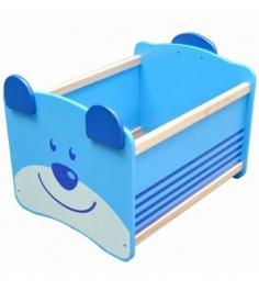 Ящик для хранения игрушек I'm Toy Медведь 41010im
