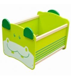 Ящик для хранения игрушек I'm Toy Бегемот 41030...