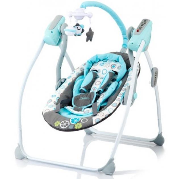 Качели для новорожденного Jetem Breeze GS80D