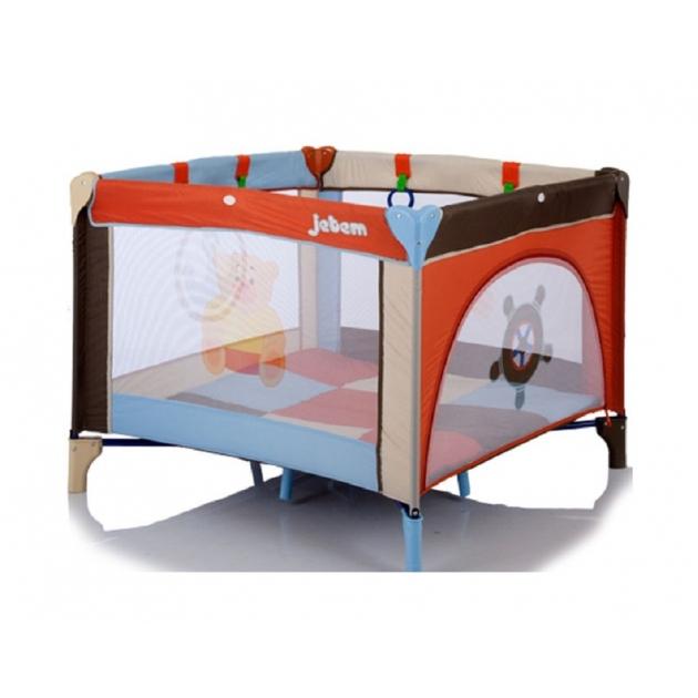 Кровать манеж Jetem Looping