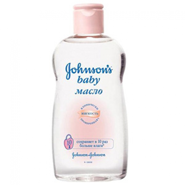 Масло детское Johnson's Baby 200 мл