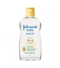 Масло детское Johnson's Baby с ромашкой 200 мл...