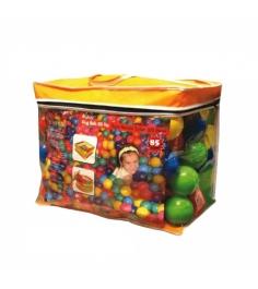 Шары для манежа King kids в сумке 100 штук диаметр 90 мм KK_BL1100-90-100