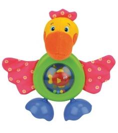 Развивающая игрушка Прогулка Пеликана K's Kids звук безопасное зеркало KA546