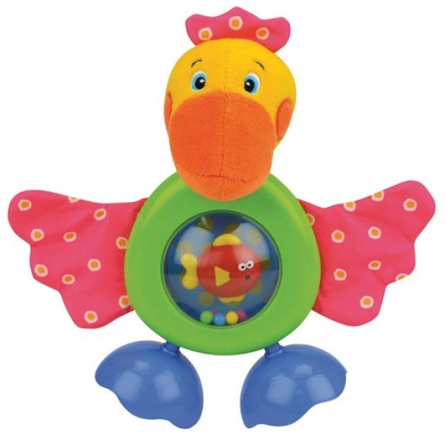 Развивающая игрушка Прогулка Пеликана K's Kids (звук, безопасное зеркало) (Арт. KA546)