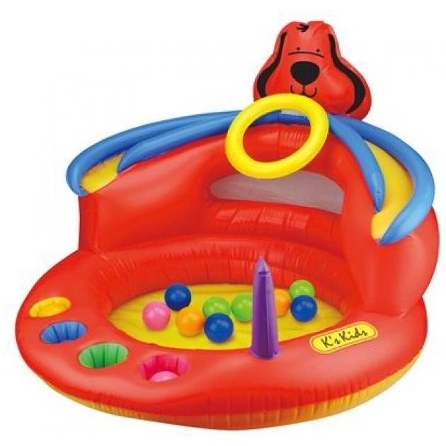 Сухой игровой бассейн K's Kids Патрик KA675