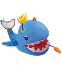Мягкая развивающая игрушка K's Kids Большой музыкальный кит KA682...