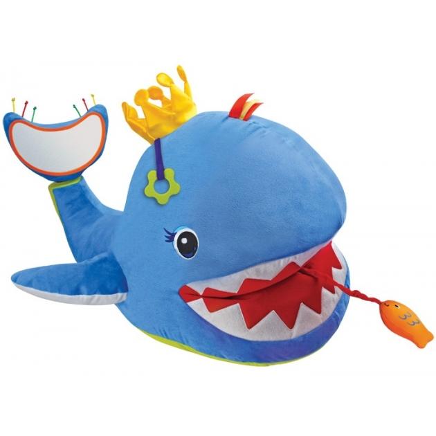 Мягкая развивающая игрушка K's Kids Большой музыкальный кит KA682