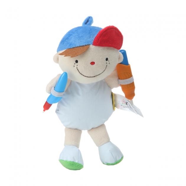 Мягкая куколка для росписи Вейн Что носить K's Kids KA690