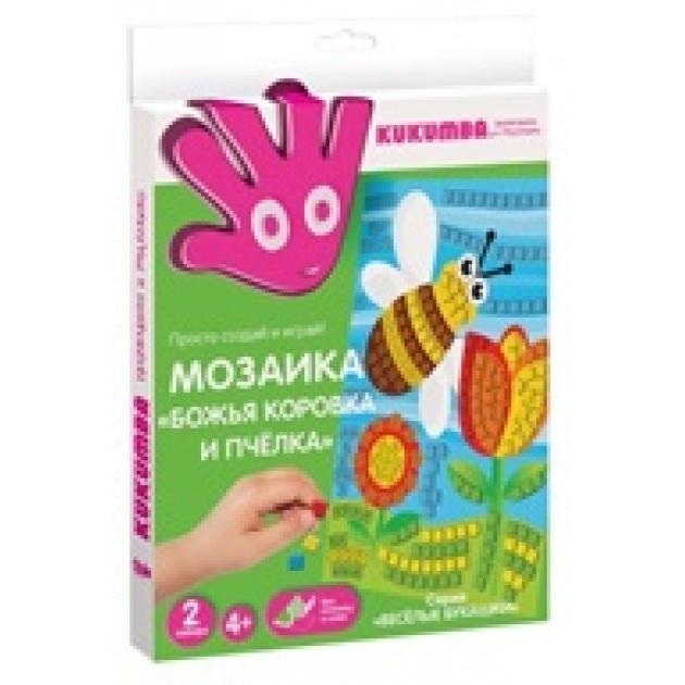 Мозаика Kukumba божья коровка и пчелка 97018