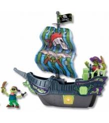 Игровой набор Keenway Приключения пиратов Битва за остров 10755