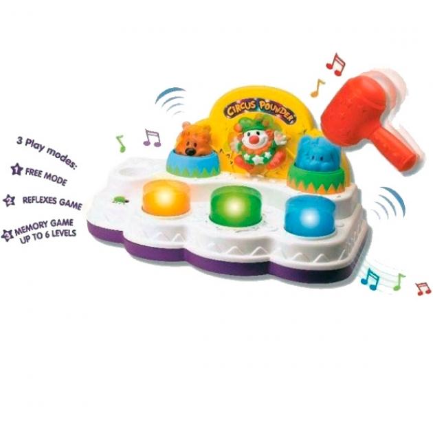 Музыкальная игрушка Keenway Цирк 31211