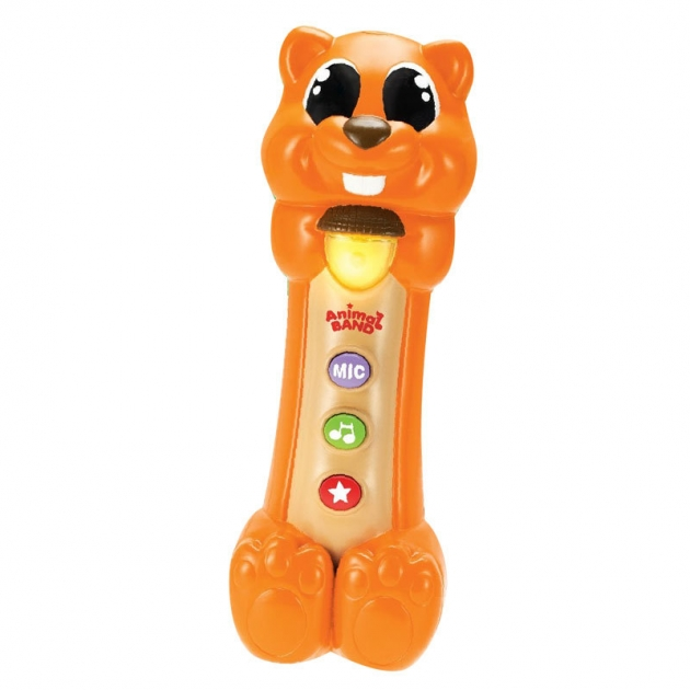 Музыкальная игрушка Keenway Поющая Белочка 31965KW