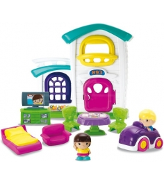 Игровой набор Keenway Mega City Кукольный дом 3280...