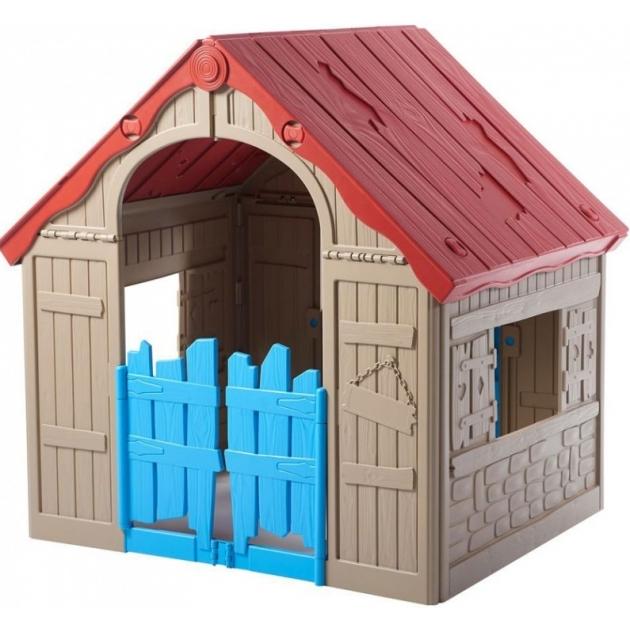 Детский домик Keter Складной 17202656