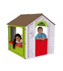 Детский домик для дачи Keter холидей КТ-2316