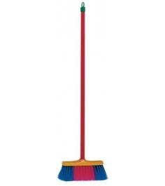 Игрушка для уборки Klein щетка красно синяя