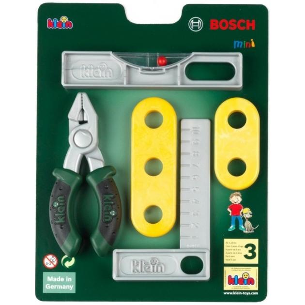 Набор инструментов Klein Bosh с плоскогубцами