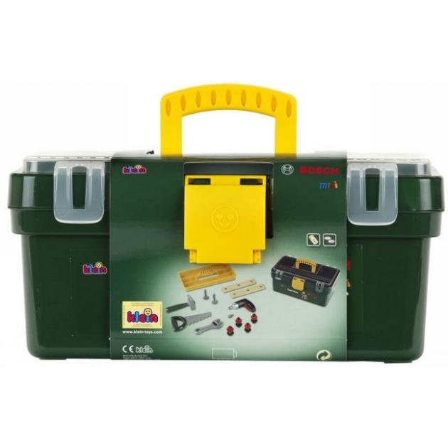 Набор инструментов Klein Большой кейс Bosch 8305