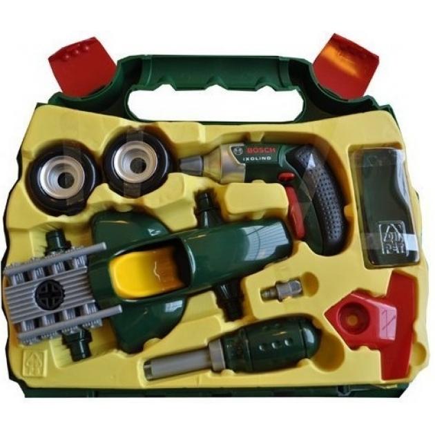 Набор инструментов Klein со сборной моделью гоночного автомобиля 8375