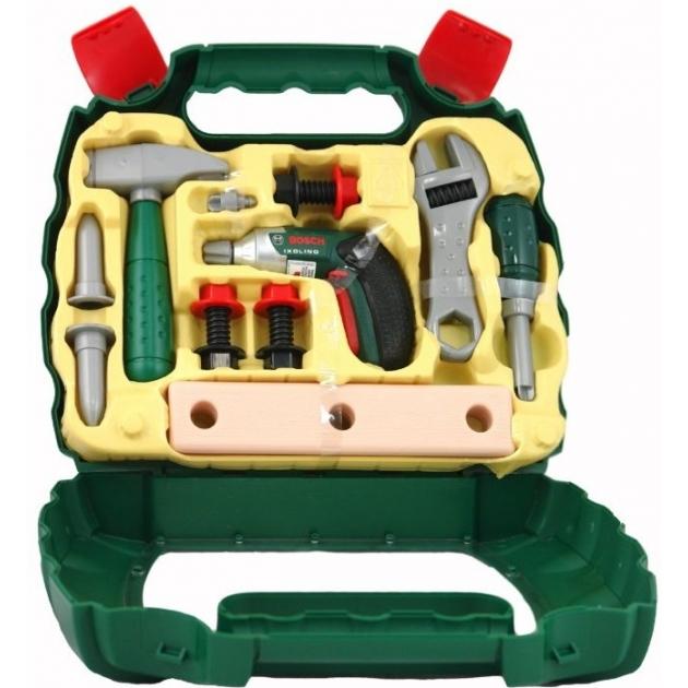 Набор инструментов Klein в чемодане Bosch 8384