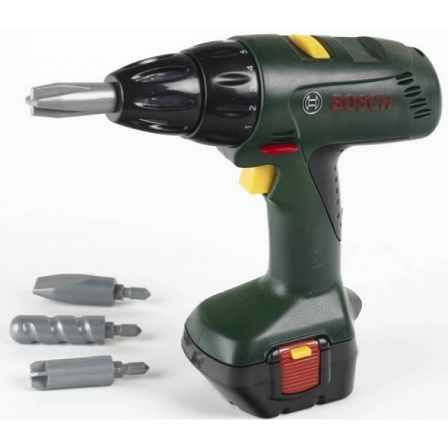 Набор инструментов Klein шуроповерт Bosch со сменными насадками 8402