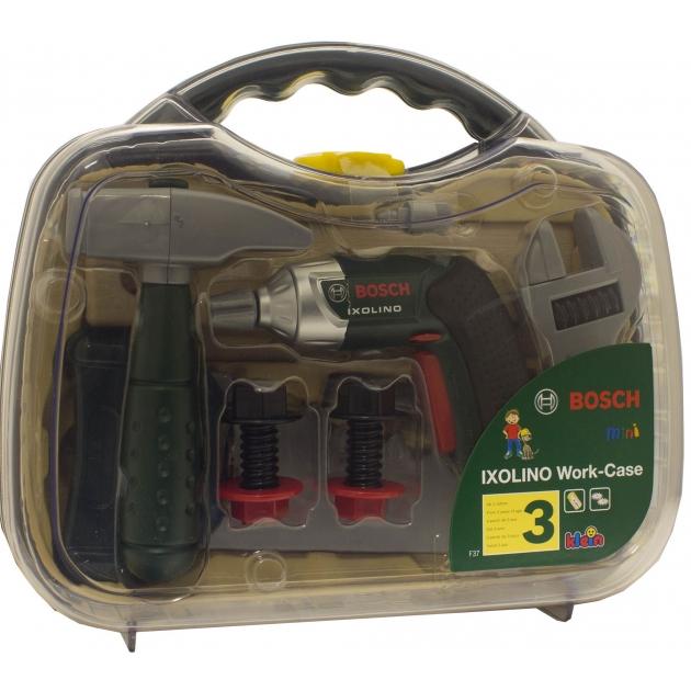 Набор инструментов Klein  в прозрачном кейсе Bosch 8466