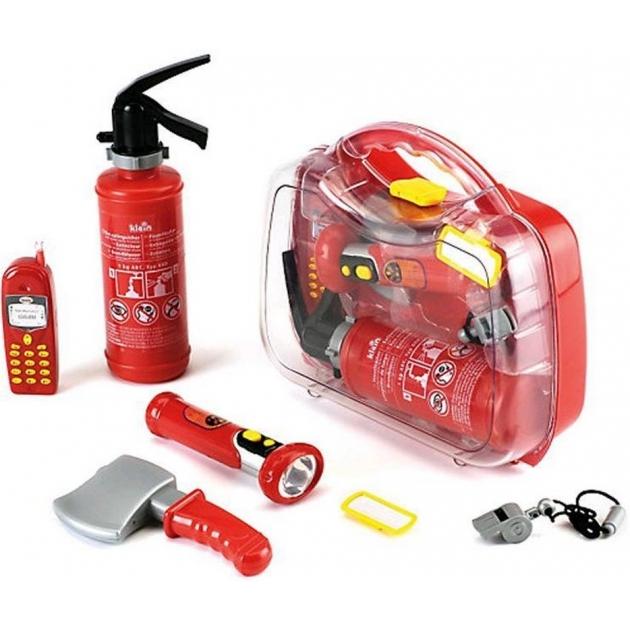 Набор пожарного Klein в кейсе 8984