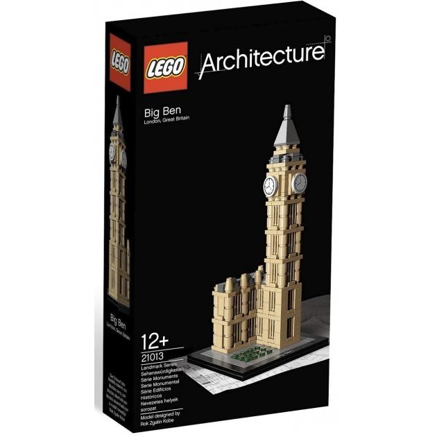 Lego Architecture Биг Бен 21013