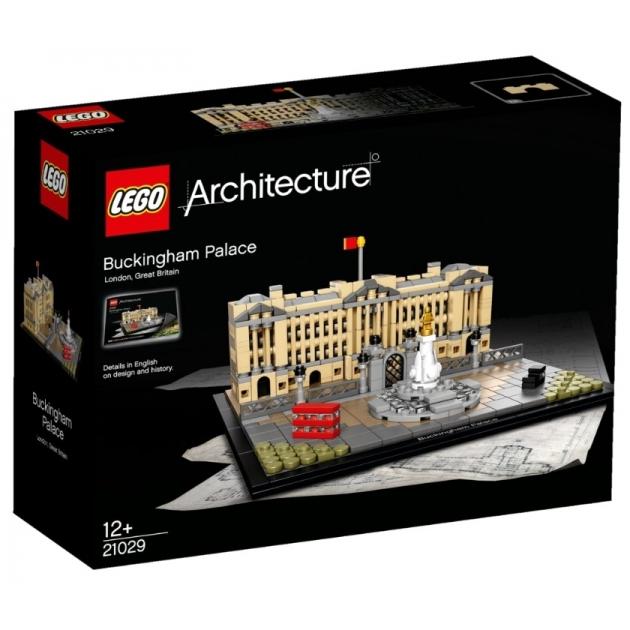 Конструктор Lego Architecture Букингемский дворец 21029