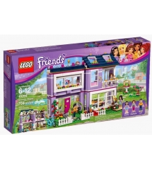Lego Friends дом эммы 41095