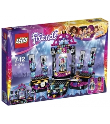 Lego Friends Поп звезда сцена 41105