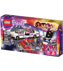 Lego Friends Поп звезда Лимузин 41107