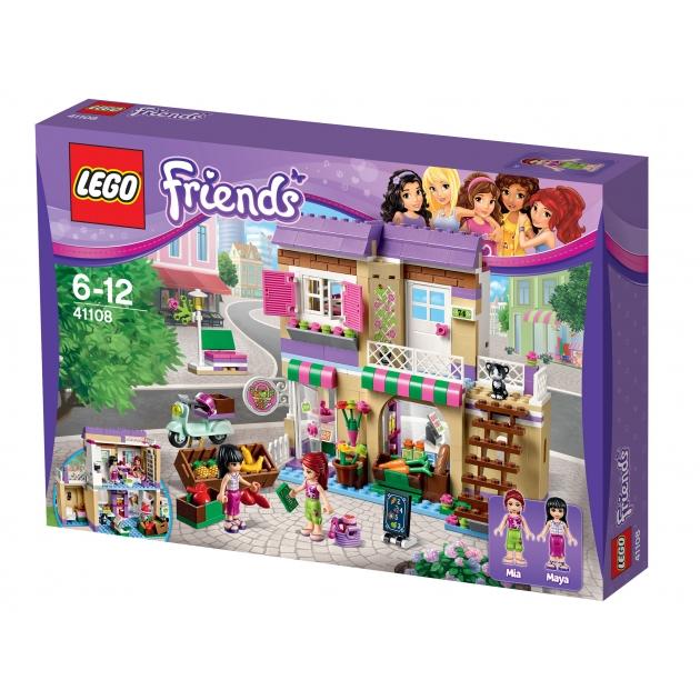 Lego Friends Продуктовый рынок 41108