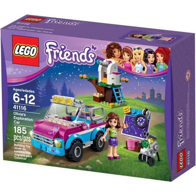Lego Friends Звездное небо Оливии 41116