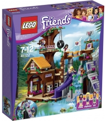 Lego Friends Спортивный лагерь Дом на дереве 41122