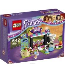 Lego Friends парк развлечений игровые автоматы 41127