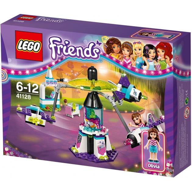 Lego Friends Парк развлечений Космическое путешествие 41128