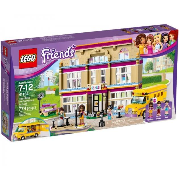 Конструктор Lego Friends Театральная школа 41134