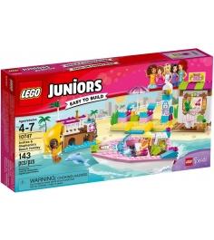 Lego Juniors День на пляже с Андреа и Стефани 1074...