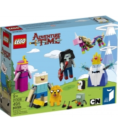 Lego Exclusive Время приключений 21308