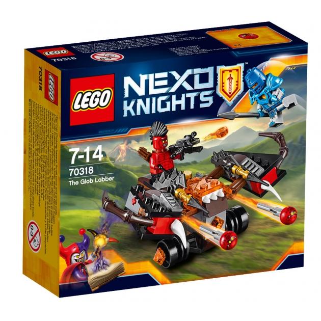 Lego Nexo Knights Шаровая ракета 70318