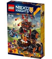 Lego Nexo Knights Роковое наступление Генерала Магмара 70321...