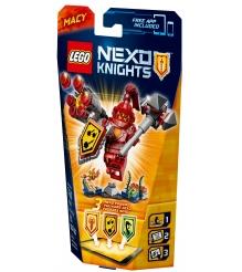Lego Nexo Knights Мэйси Абсолютная сила 70331