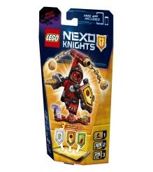 Lego Nexo Knights Предводитель монстров Абсолютная сила 70334