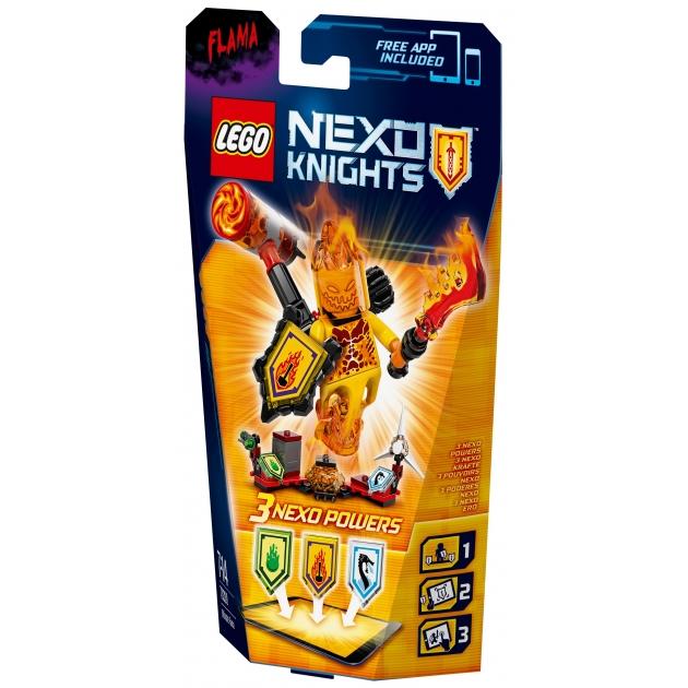 Lego Nexo Knights Флама Абсолютная сила 70339