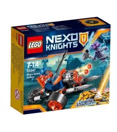 Lego Nexo Knights Самоходная артиллерийская устано...